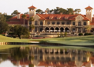 TPC Sawgrass Clubhouse & THE PLAYERS Stadium, 18th Hole