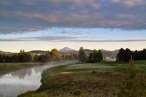 Sunriver Crosswater Course